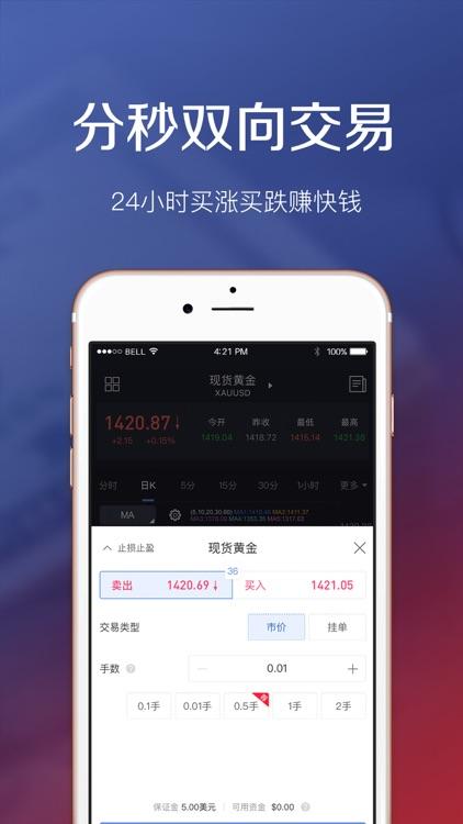 恒信贵金属-原油期货外汇投资平台 screenshot-7