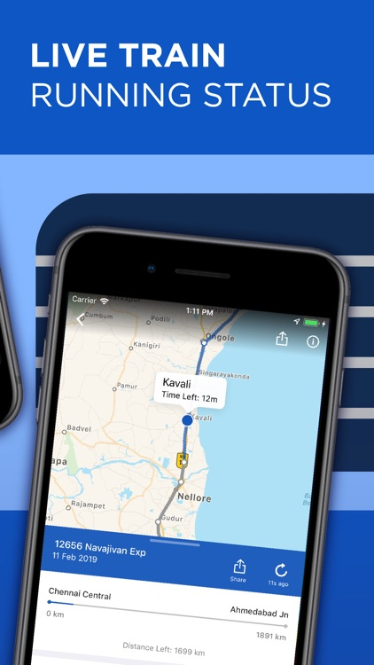 ixigo: IRCTC Rail, Bus Booking by Le Travenues Technology Pvt  Ltd