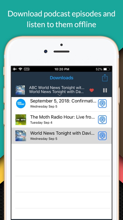 oiRadio - Live radio screenshot-3