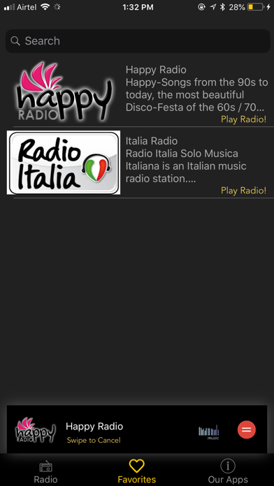 Jolly Radio screenshot 3