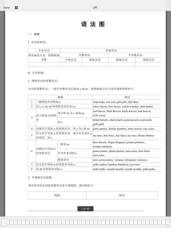 初中英语中考试题汇编 screenshot 10