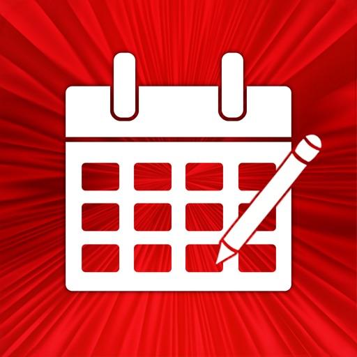All‑in‑One Year Calendar