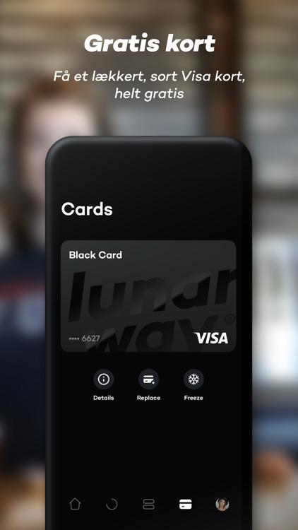 Lunar - Bank app screenshot-5