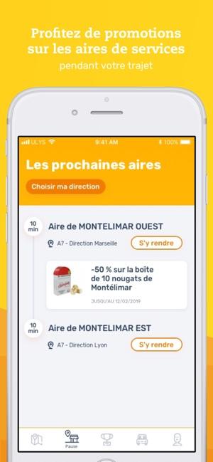 f529a9b1346 Ulys by VINCI Autoroutes dans l App Store