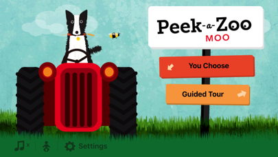 Peek-a-Zoo Farm : Toddler Fun Screenshots