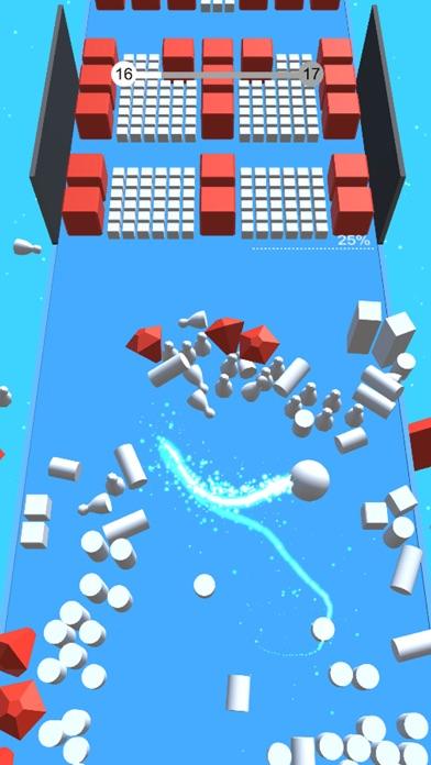 Ball Move Top: Ball Shooting G screenshot #1
