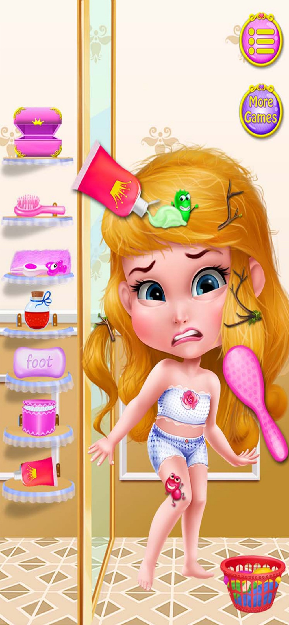 Princess Makeover™: Girls Game Cheat Codes