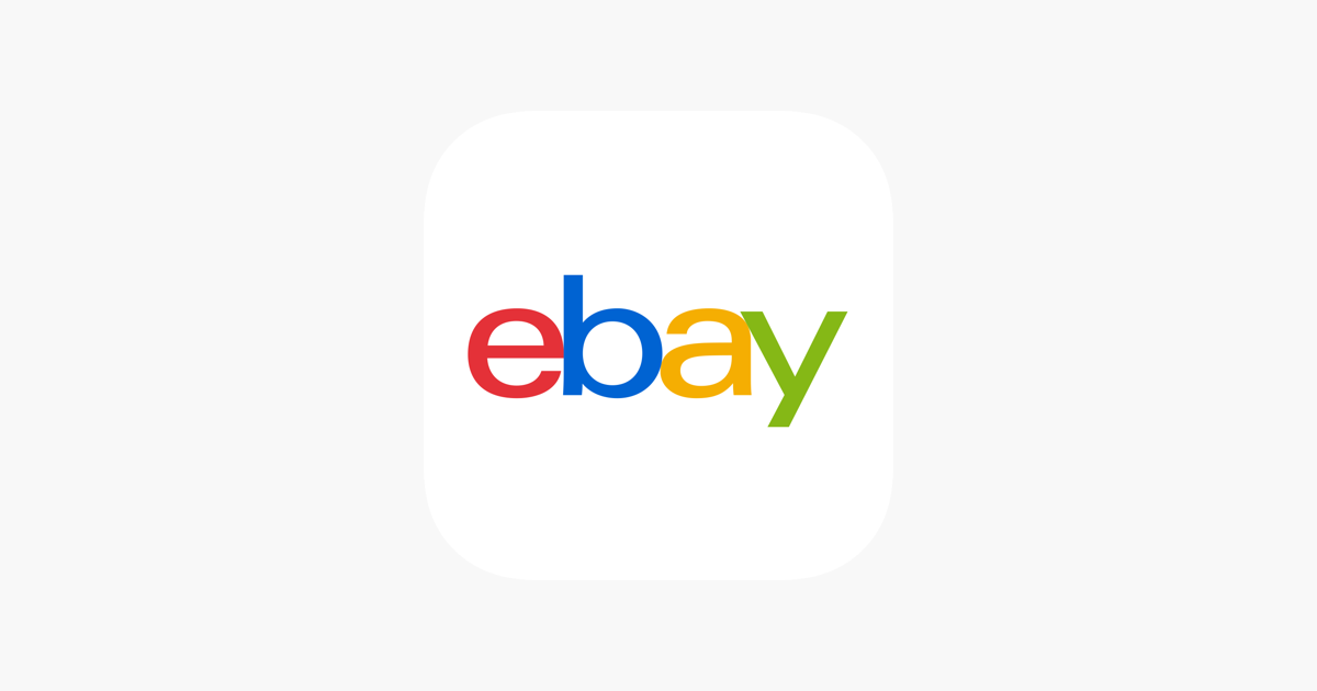 On The App Ebay Selling Buying Store And VzpqSUM