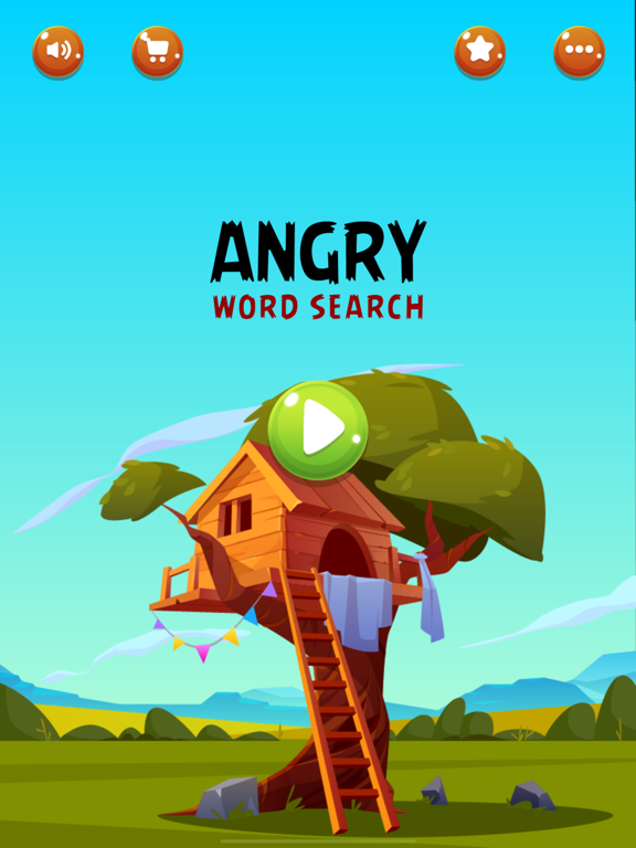 Angry Word For Birds screenshot 4
