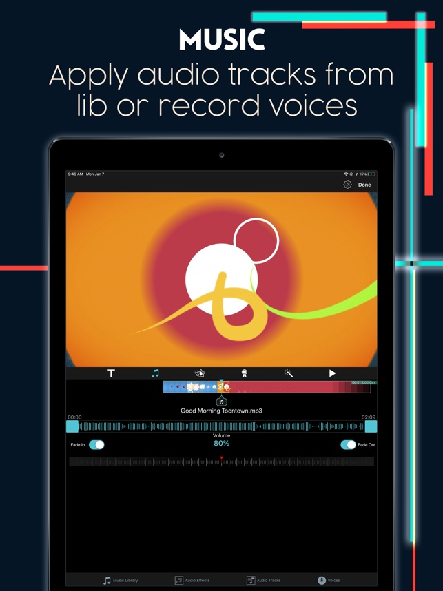 Intro Maker Effects Video Edit on the App Store