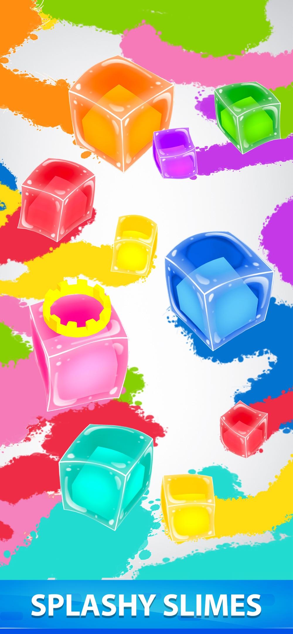 Slimes.io - 3D Color io game hack tool