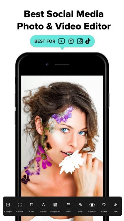 PICFY : Photo & Video Editing screenshot-0