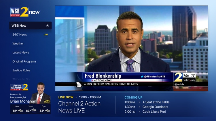WSB Now – Channel 2 Atlanta