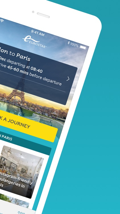 Eurostar Trains screenshot-1