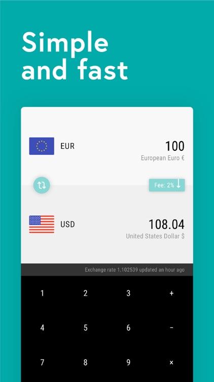 Valuta EX - Currency Converter screenshot-0