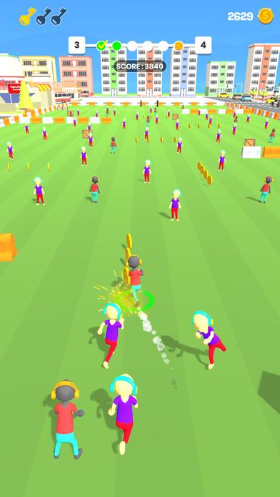 Ball Rush 3D! screenshot 6