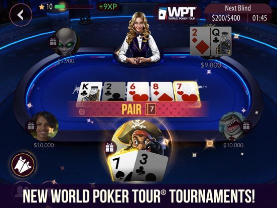 Poker by Zynga screenshot