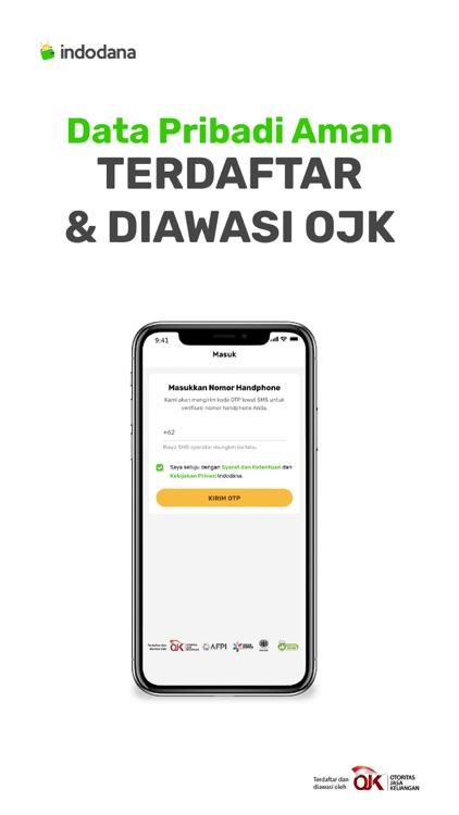 Indodana - Paylater & Pinjaman screenshot-9