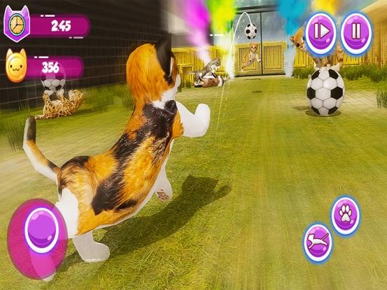 Little Kitten My Cat Simulator screenshot #3