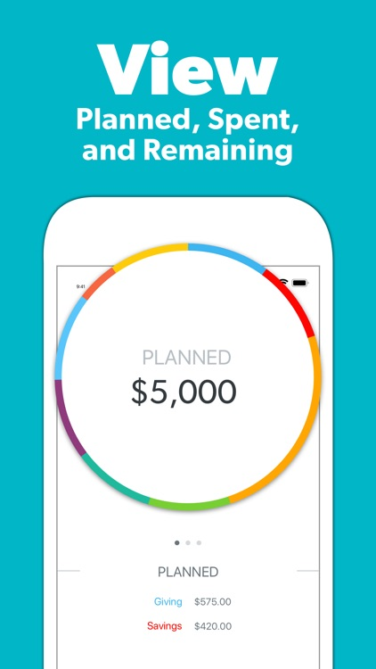 EveryDollar Easy Budgeting App