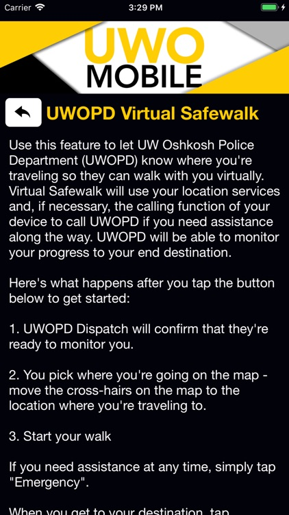 UWO Mobile screenshot-5