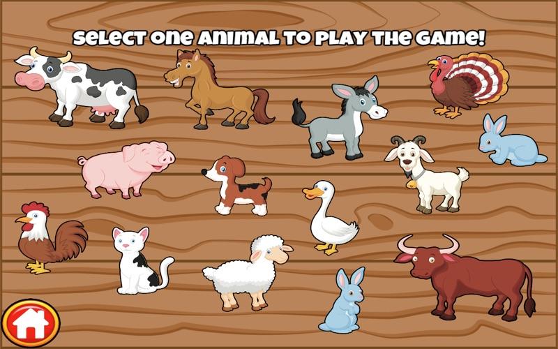 Happy Farm Games for Mac