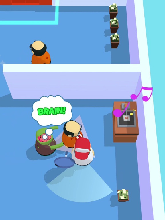 Zombie Escape 3D screenshot 6