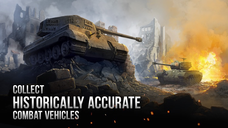Armor Age: Tank Wars screenshot-5