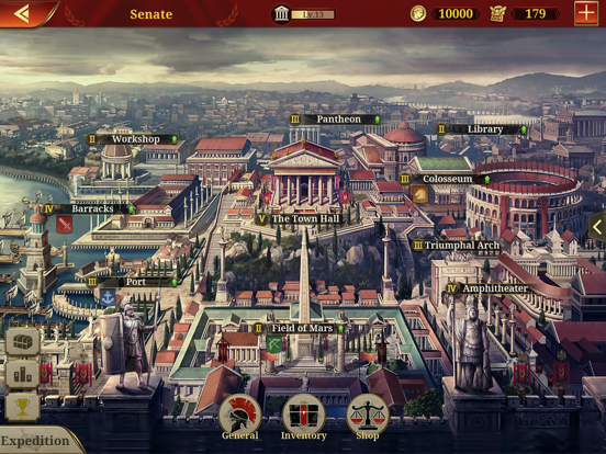 Great Conqueror: Rome screenshot 18