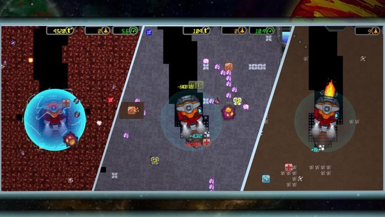 Reach the Core: Find Minerals screenshot-3