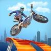 摩托 自行车 特技 种族 游戏 2019