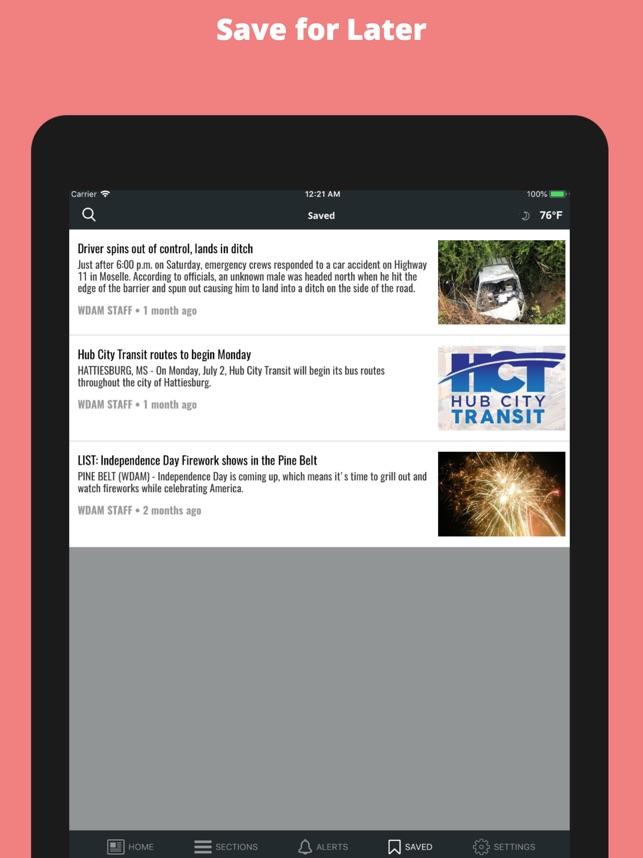 WDAM Local News on the App Store