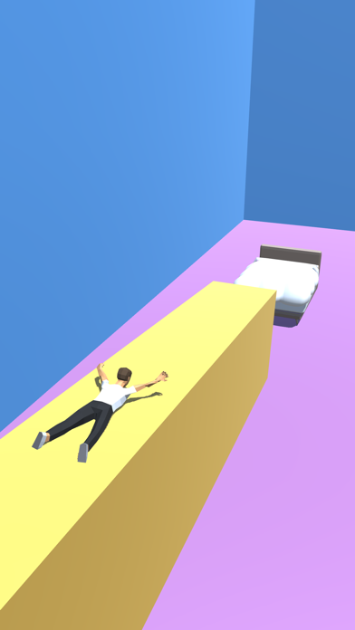 Bed Diving screenshot 3