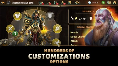 Dungeon Hunter 5 by Gameloft (iOS, United States) - SearchMan App