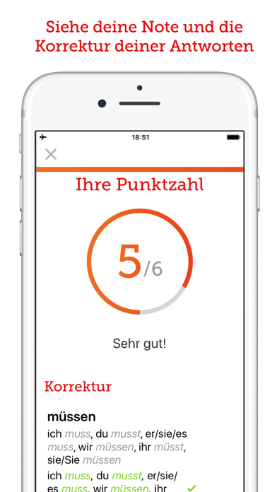 Screenshot for Grammatisch in Germany App Store