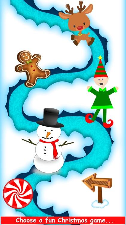 Christmas Games for Kids screenshot-5