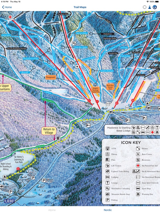 Smugglers' Notch on the App Store on mad river glen resort map, okemo resort map, smuggler s notch vermont on map, boyne mountain resort map, jay peak resort map, smuggler s notch road map, smugglers notch resort house layout, smugglers resort ski in out, sugarbush resort map, mount snow map, stratton mountain map, winter park resort map, vt snowfall map, smuggs road map,