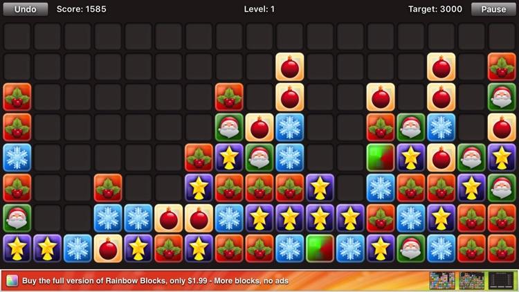Rainbow Blocks Lite Edition screenshot-3