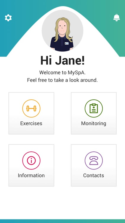 MySpA screenshot-0