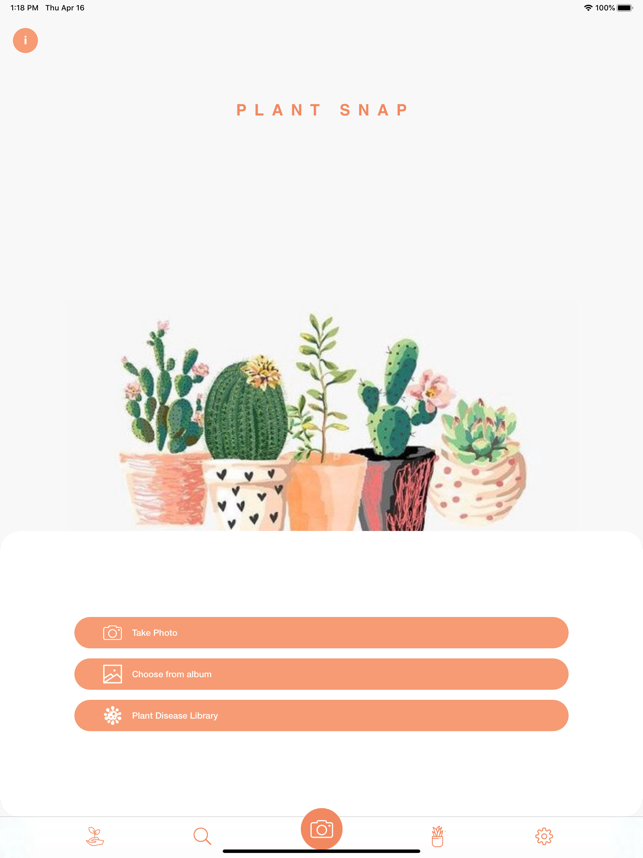 ‎PlantDetect - Plant Finder Screenshot