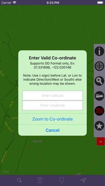 Joshua Tree National Park GPS screenshot-3