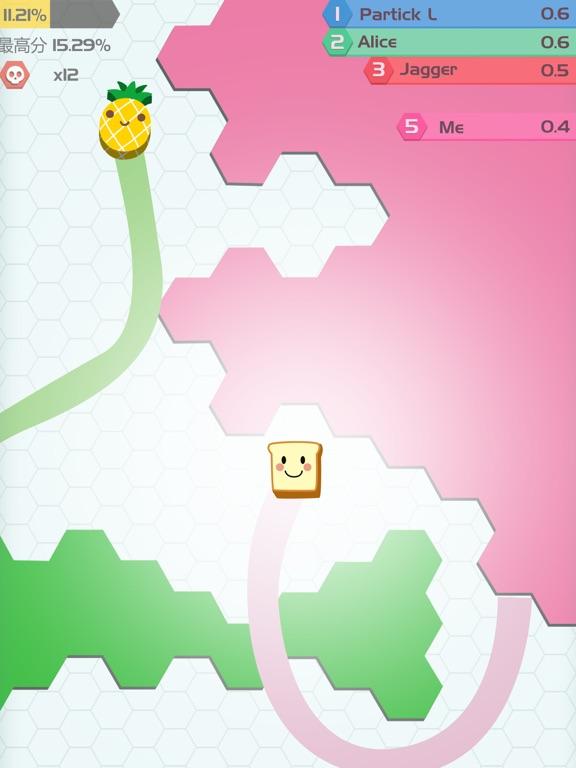 Hexsnake.io-最新のマルチプレイヤーPKゲームのおすすめ画像5