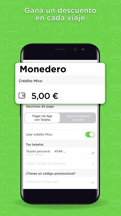 Mico (Micocar) Taxi Discounts screenshot-3