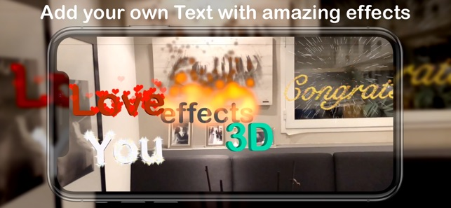 ARvid Augmented Reality Screenshot