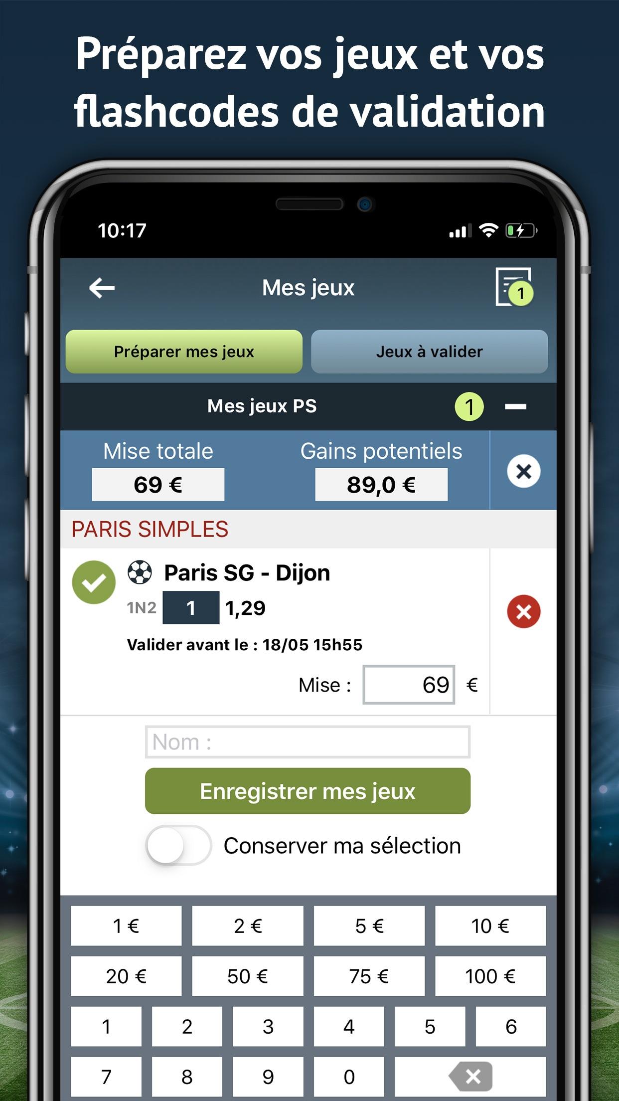 Pronosoft Screenshot