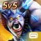 App Icon for Heroes of Order & Chaos App in Mexico IOS App Store