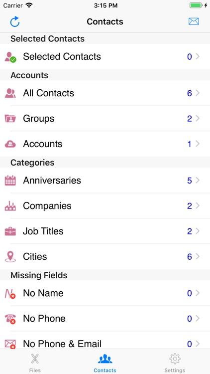 SA Group Mail Lite screenshot-3