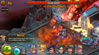 FIRST HERO screenshot 8