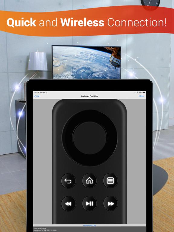 Remote Control for Fire TV screenshot 2