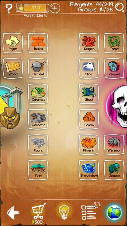 Doodle God™ Alchemy screenshot-3